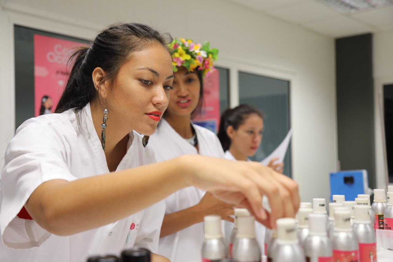 Miss Tahiti : elles sont belles et créent des produits de beauté ! (photos)