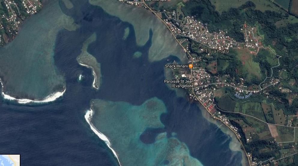Toahotu : Trois gendarmes sauvent une adolescente de la noyade