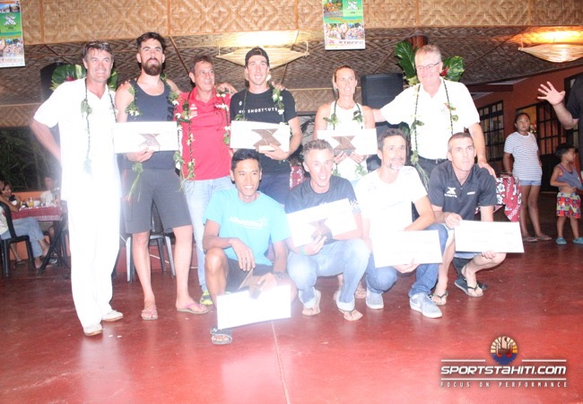 Les gagnant de chaque catégorie participeront au Xterra de Hawai'i