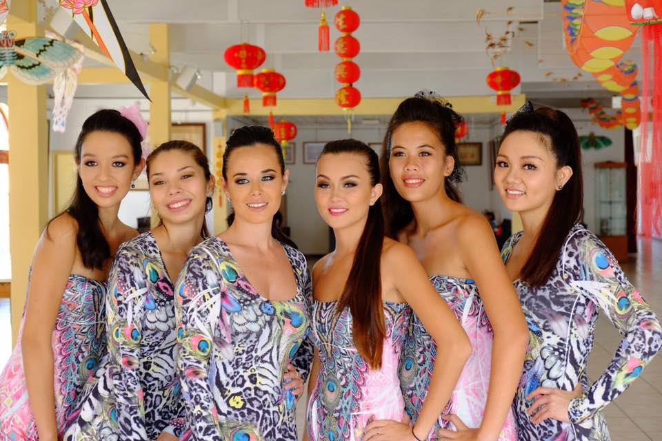 La soirée d'élection de Miss Dragon le 27 mai est placée sous le thème des années 80.