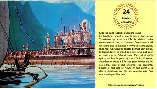 Un almanach pour préserver la culture polynésienne