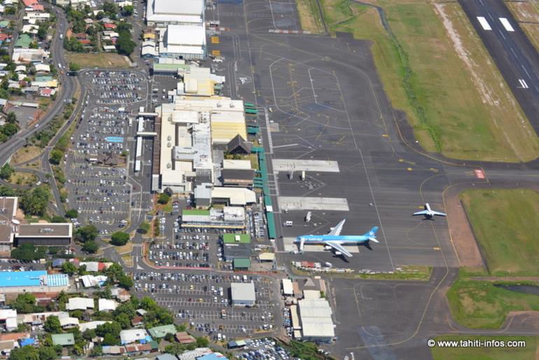Si aucun accord n'est trouvé, la grève sera effective lundi matin à l'Aéroport de Tahiti et dans les aérodromes des îles.