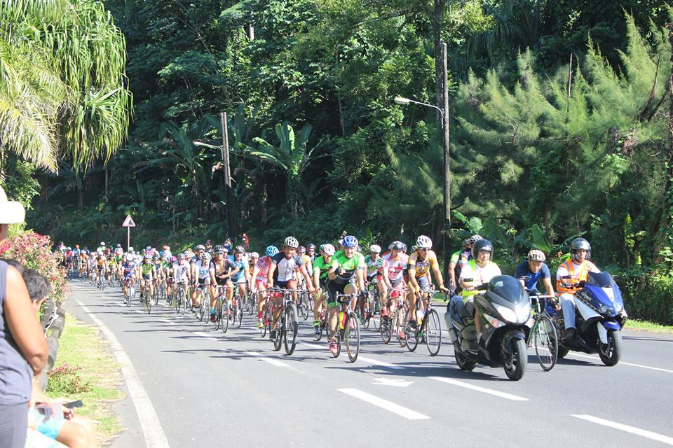 Cyclisme « Cyclo Teva I Uta » : Raimana Mataoa vainqueur du 94km