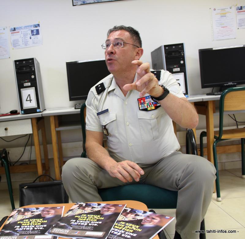 Armée de terre: bientôt des missions de recrutement dans les îles éloignées