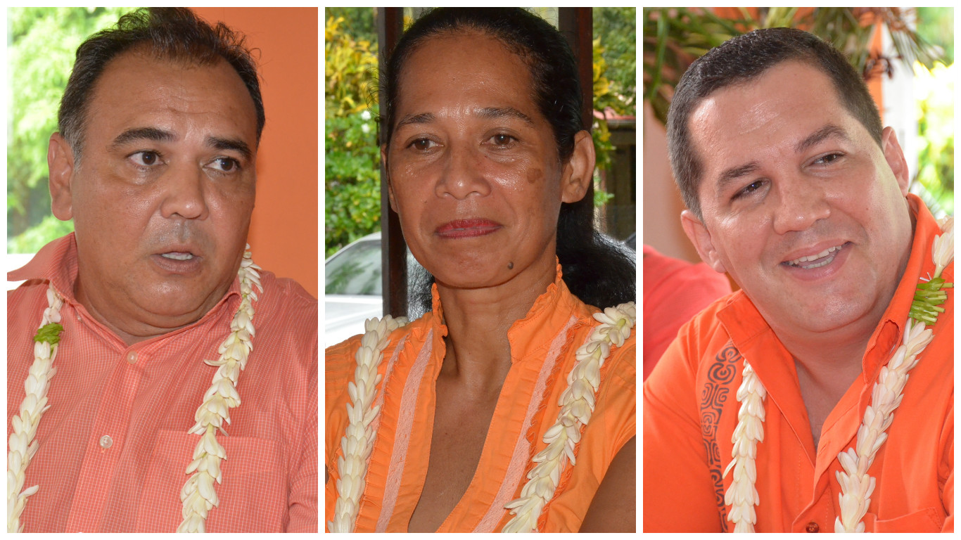 Législatives : 27 candidats pour trois sièges
