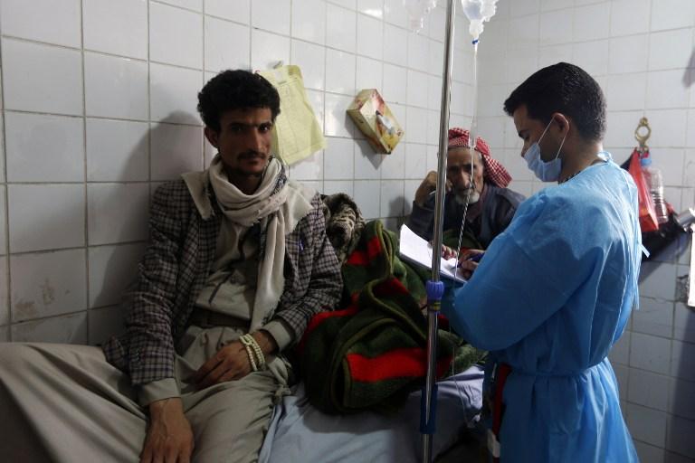 Choléra: l'état d'urgence déclaré à Sanaa