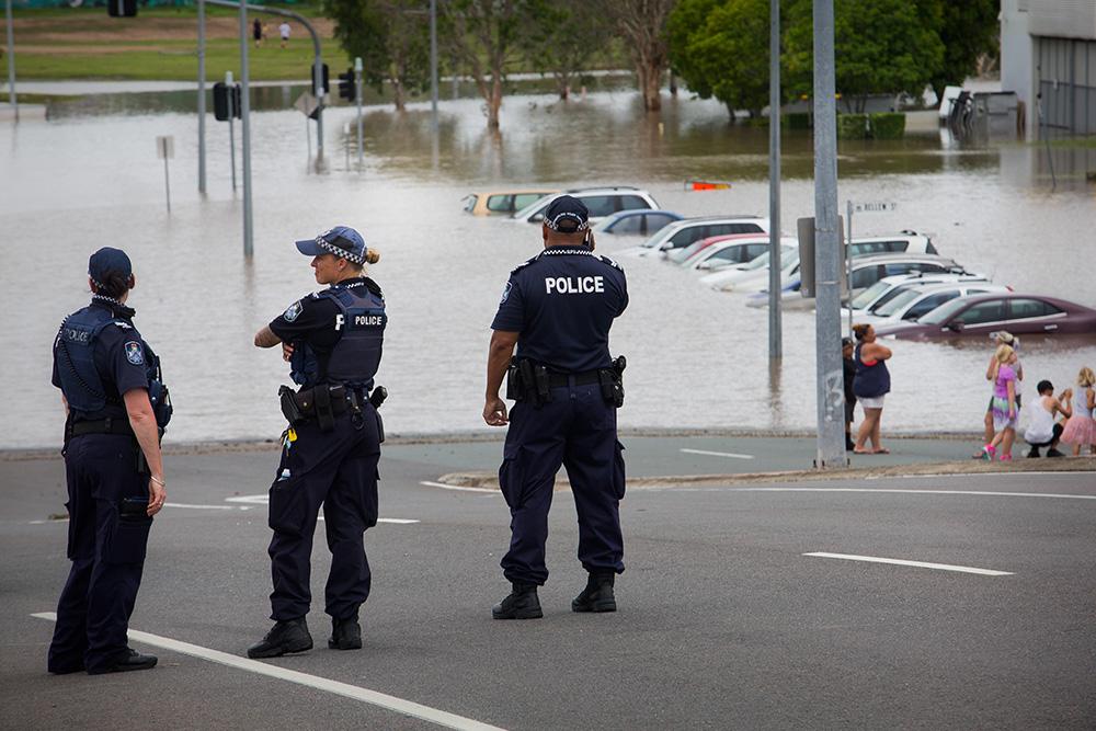 Australie: la police a pensé à un canular en trouvant un corps démembré