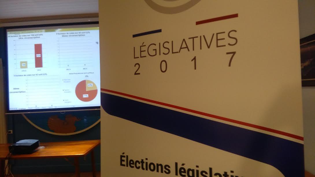 Législatives : les résultats du second tour