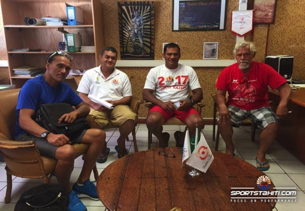 Jeux d'Asie – Tahiti s'alignera pour la première fois