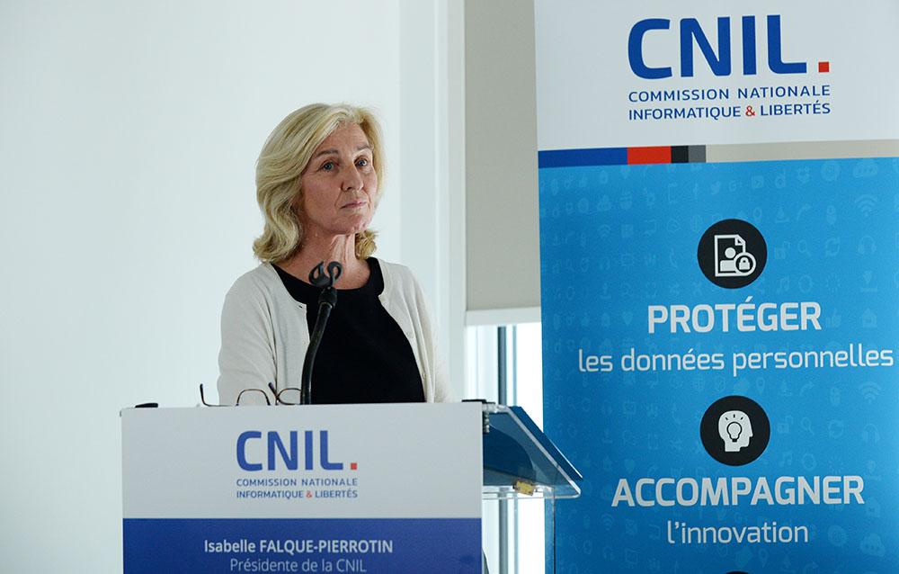 Données personnelles : la Cnil met Facebook à l'amende