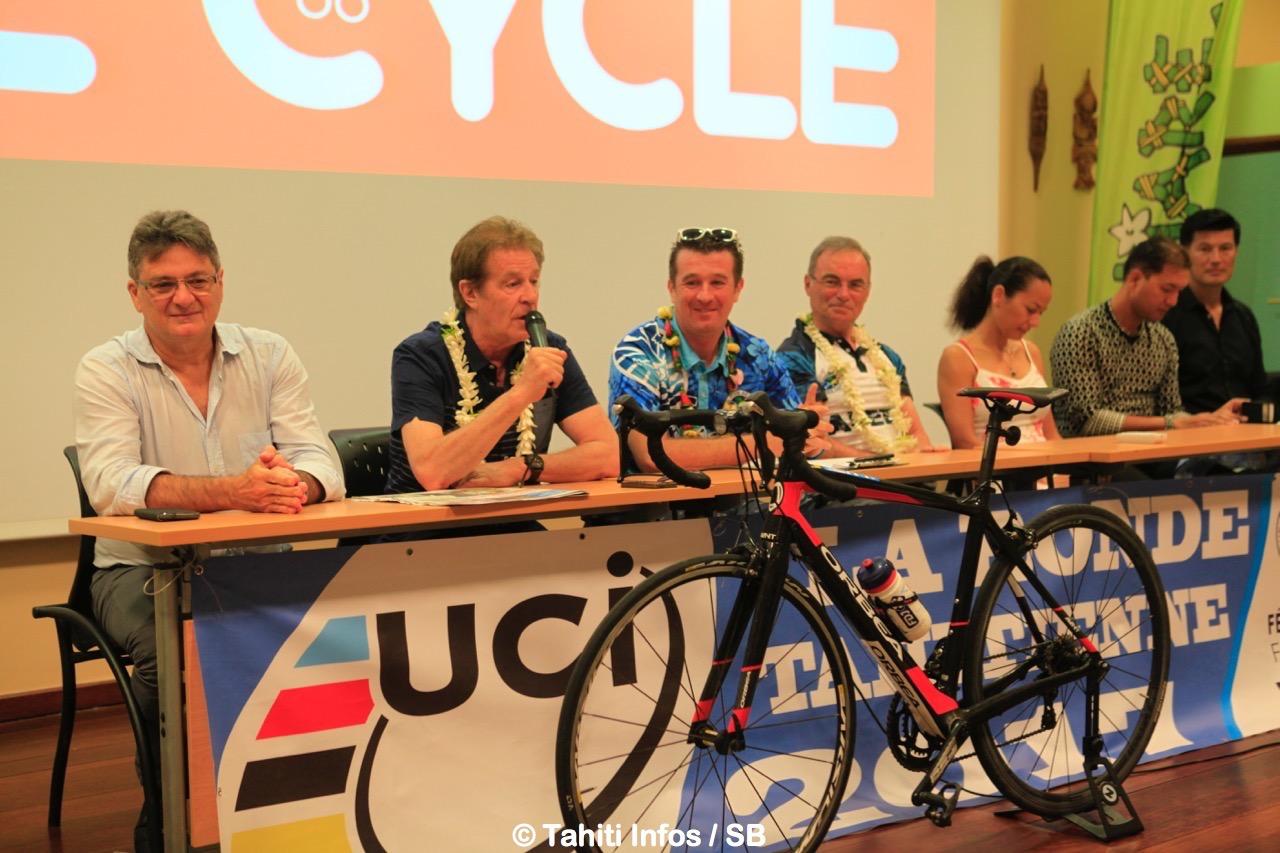 Bernard Hinault et Henri Sannier feront le parcours de 55 km