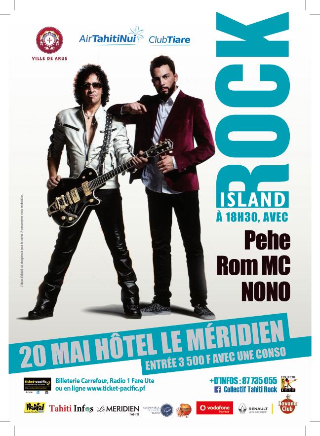 Rock Island : deux concerts avec Norbert Krief, le guitariste légendaire de Trust