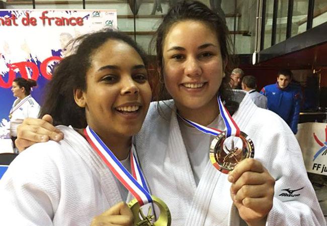 Judo : Rauhiti Vernaudon est vice-championne de France de Judo