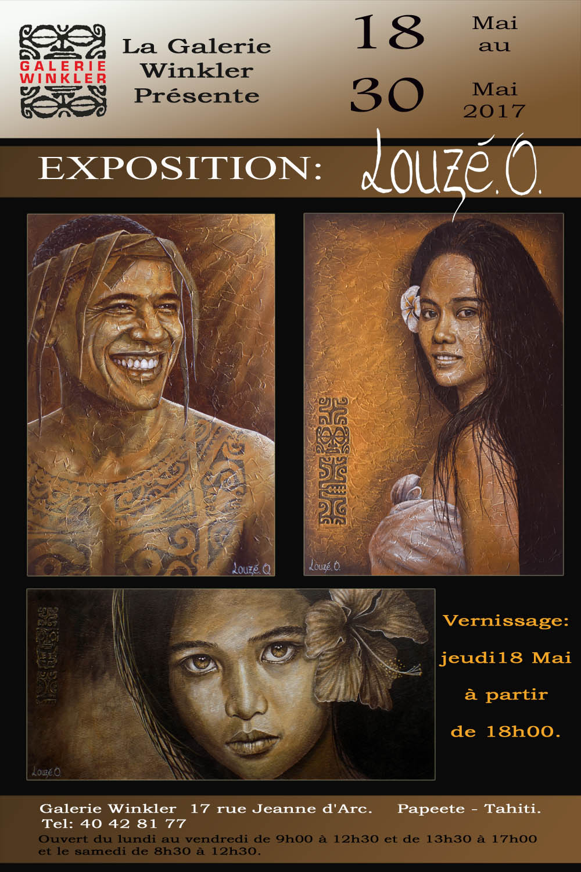 Exposition d'art : l'ode au métissage d'Olivier Louzé