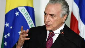 Brésil: le président Temer dans l'œil du cyclone