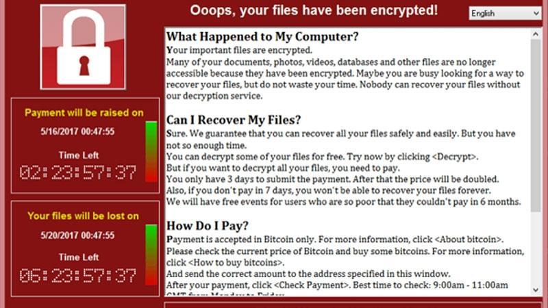 WannaCry : comment se défendre du virus qui attaque le monde