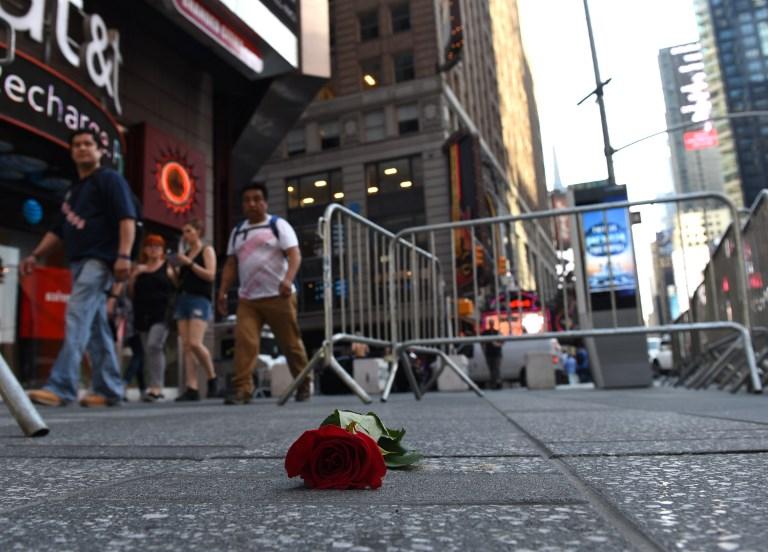 USA: le chauffard de Times Square inculpé de meurtre et tentative de meurtre