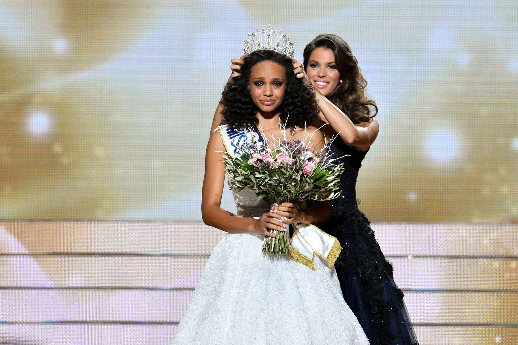 Alicia Aylies, Miss France 2017.
