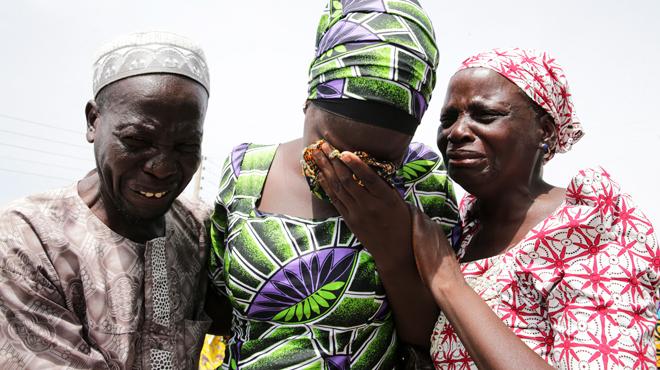 Nigeria : les lycéennes de Chibok retrouvent leurs parents
