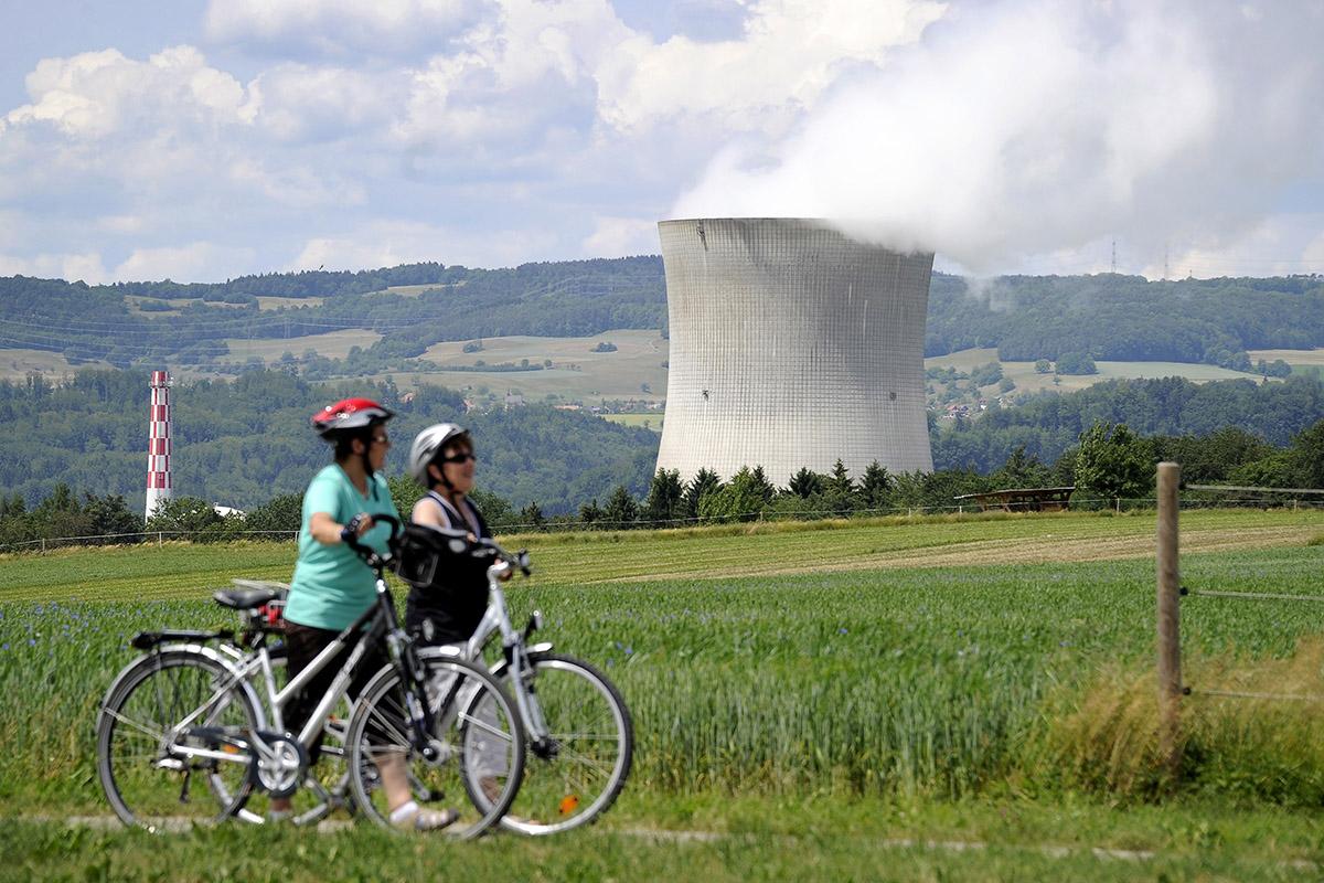 Les Suisses tournent le dos au nucléaire
