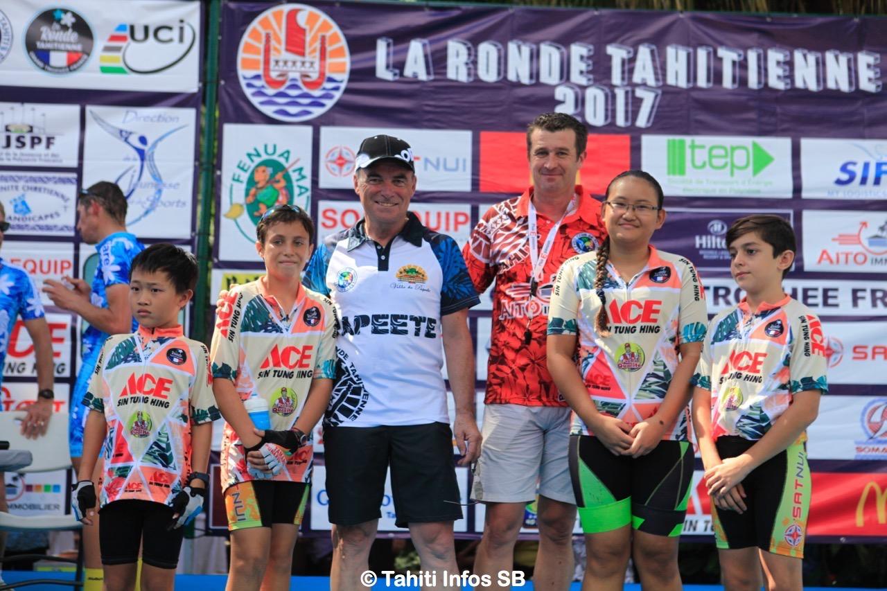 Vélo sur route – La Ronde Tahitienne : Nicolas Roux « Tahiti m'a envouté »