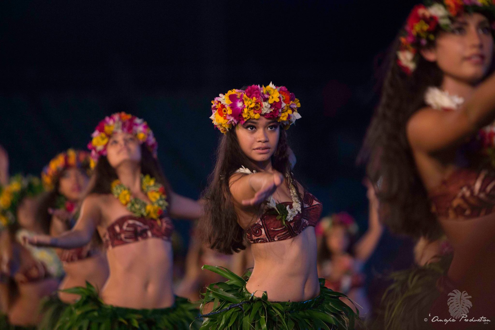 Signe encourageant de l'engouement croissant pour le 'ori tahiti, 38 écoles sont inscrites cette année.