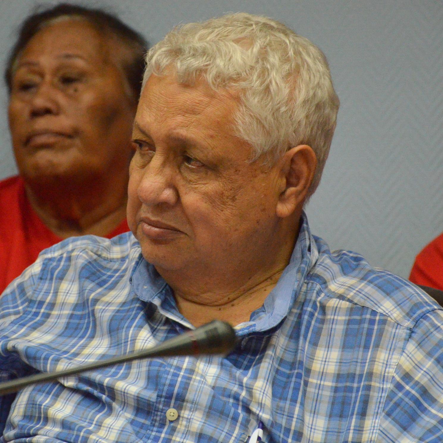 Yves Conroy se présente aux élections législatives sur la 2ème circonscription de Polynésie française.