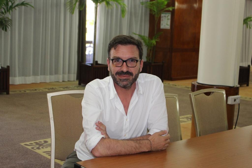 """""""Tout reste à faire, notamment en terme de génétique. Le Pacifique est complètement négligé"""", constate Lluis Quitana-Murci, directeur scientifique de l'Institut Pasteur et directeur d'un laboratoire de génétique évolutive."""