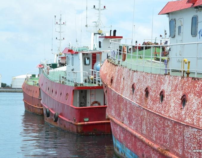 Le thonier est rentré au port de Papeete mercredi dernier. (Photo d'illustration).
