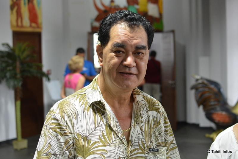 Stéphane Chin Loy, président de la CCISM