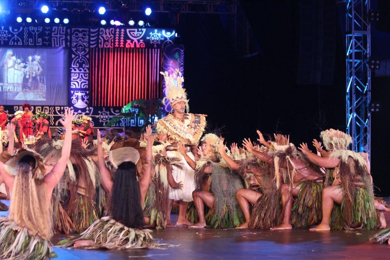 Le Orero de Tamarii Tipaerui  - hura tau 16 juillet