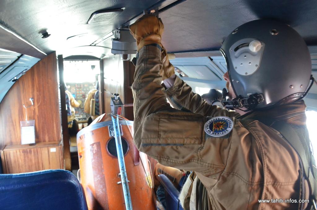 "Législatives 2017 : Mission ""largage"" sur Rapa, Tematangi et Hereheretue"