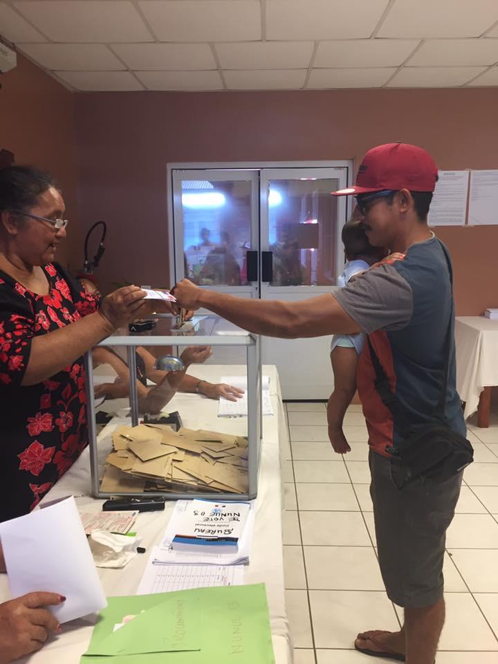 Législatives : les bureaux de vote fermeront à 20 heures à Bora Bora