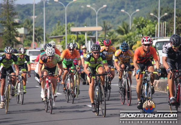 Terii Teihotaata s'est imposé au sprint