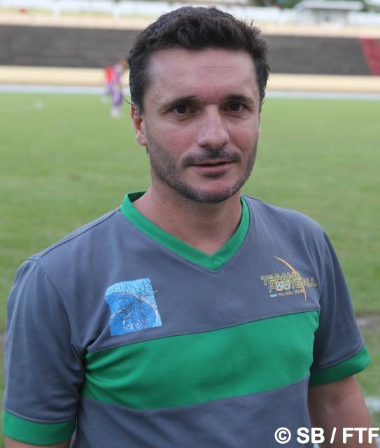 Football – Focus Tefana : Pour Sébastien Labayen « Il faut rester humble »