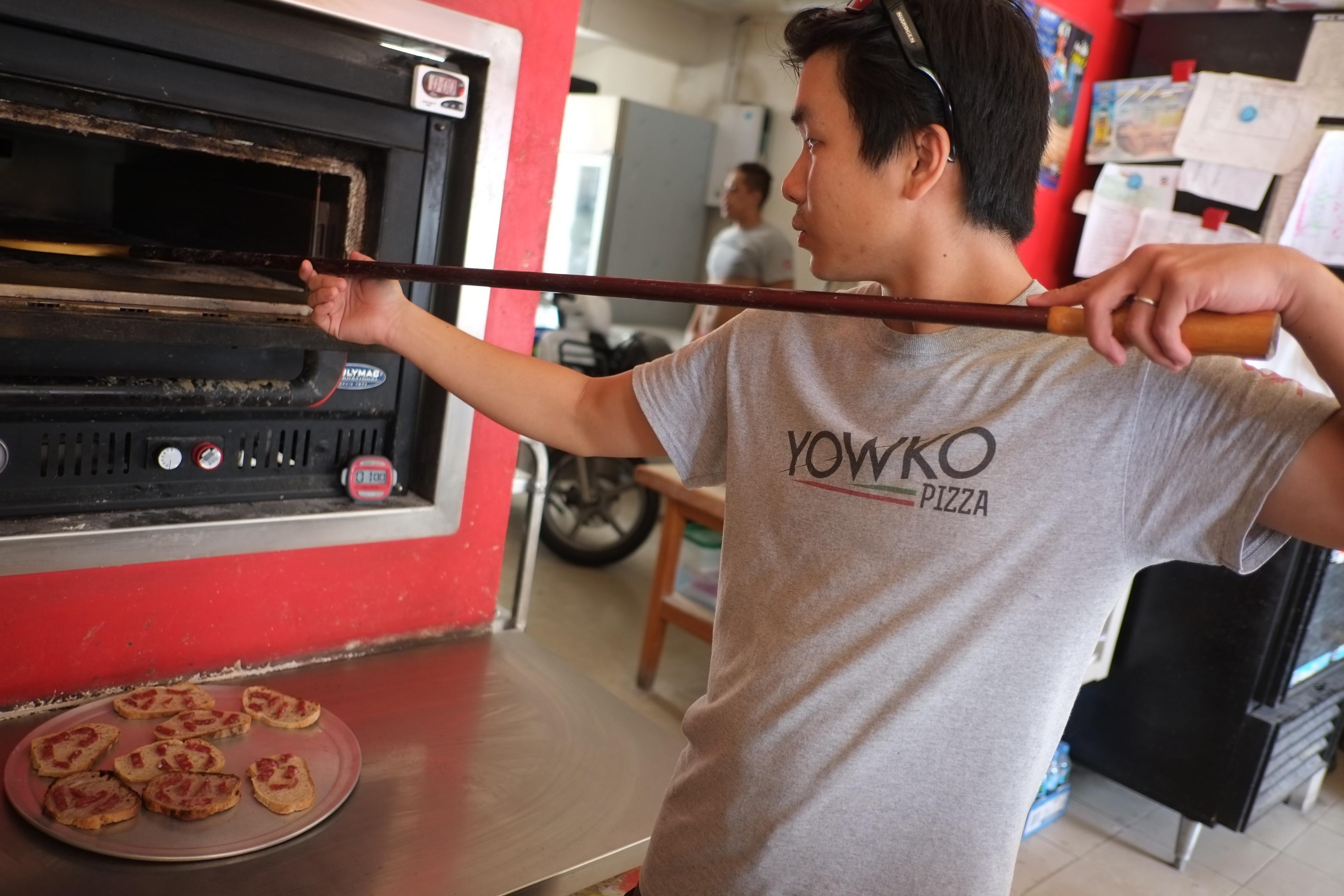 Yann Wong : 26 ans et déjà patron !