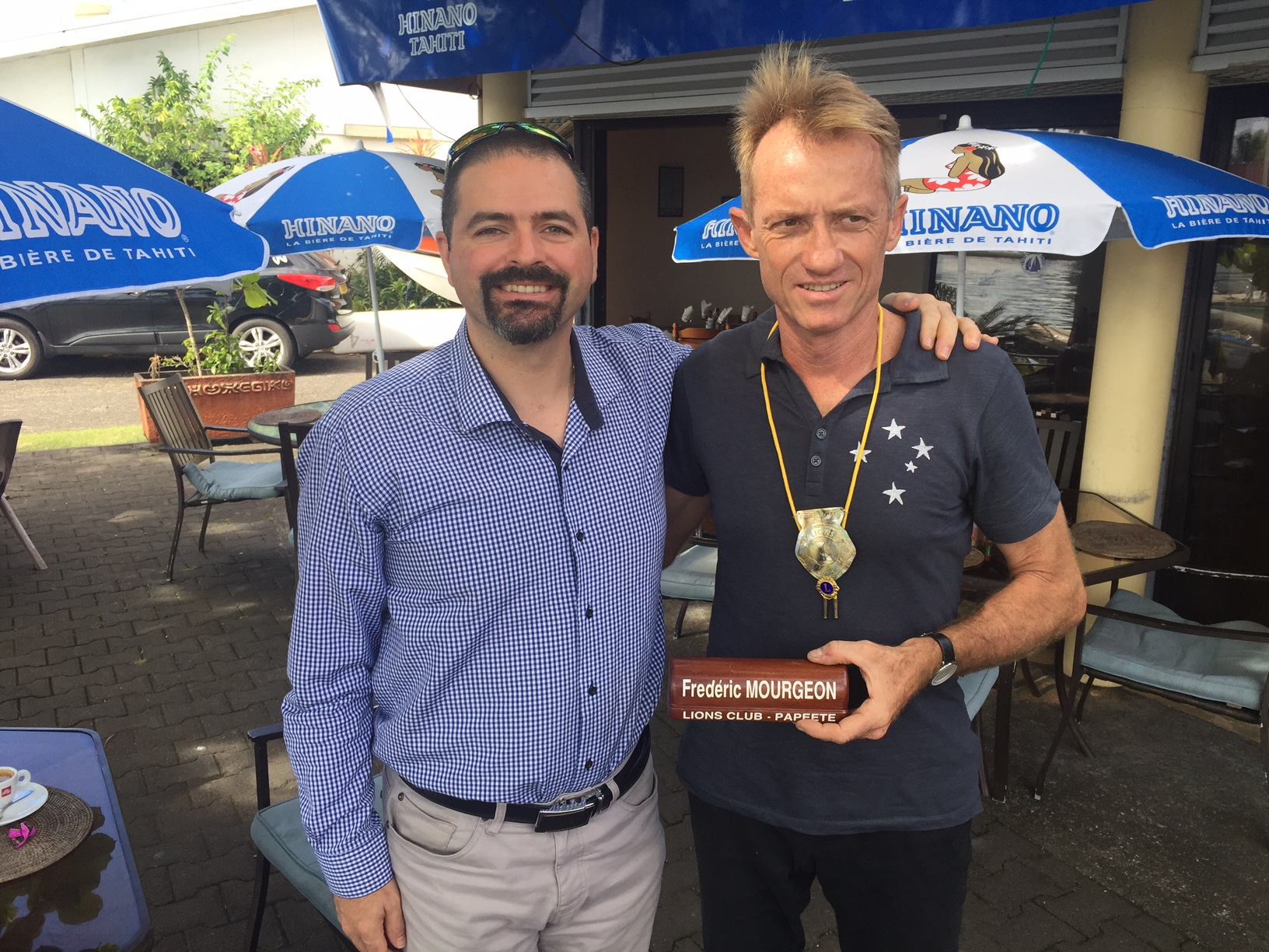 Le patron de Pacific Films prend les voiles pour Nouméa