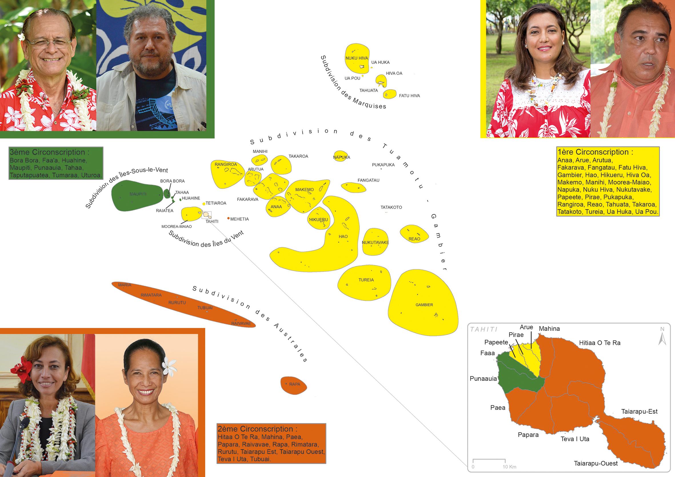 Le soutien annoncé par le vice-président du Tahoera'a, Vincent Dubois, samedi soir en faveur du candidat Moetai Brotherson pourrait, en cas de contrepartie au bénéfice de Teura Iriti sur la 2ème circonscription, mettre en échec les ambitions du Tapura Huiraatira au second tour des élections législatives de Polynésie française.