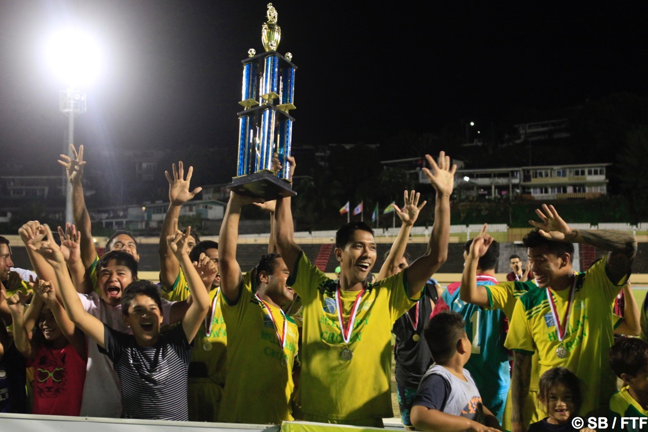 Tefana représentera la Polynésie en Coupe de France