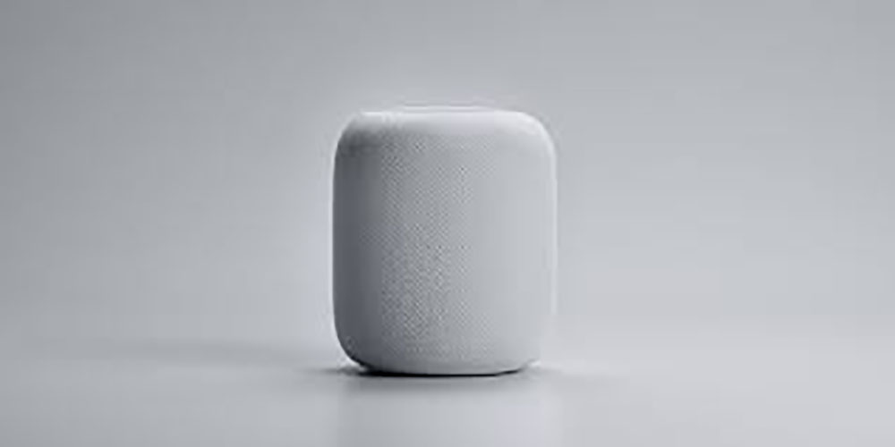 "Apple lance le ""HomePod"", son haut-parleur intelligent"