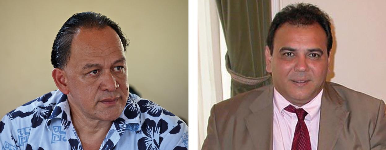 Moana Greig et Joseph Kaiha relaxés dans une affaire de détournement de fonds publics