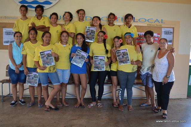 Les élèves de la 3ème C1 sont fiers de vous présenter leur magazine.