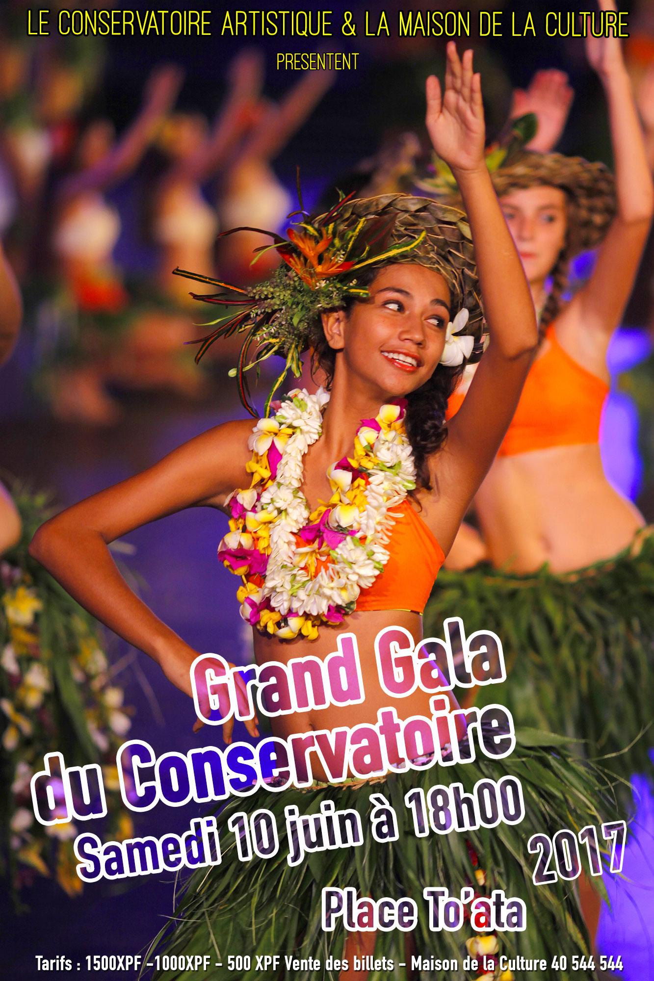 Gala du Conservatoire le 10 juin : une Nuit sous le signe de la transmission des savoirs