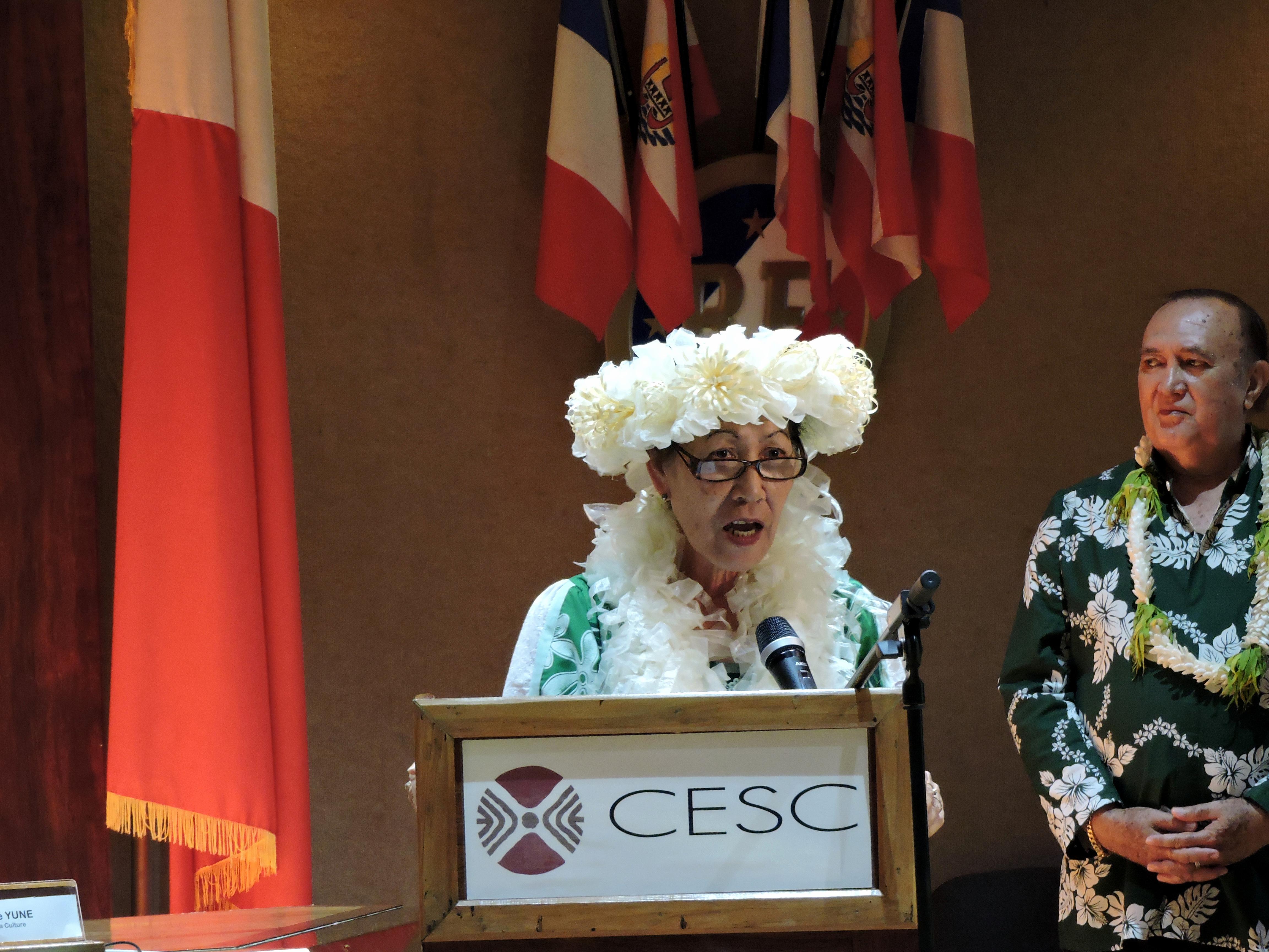 Trois nouveaux académiciens pour le Fare Vãna'a