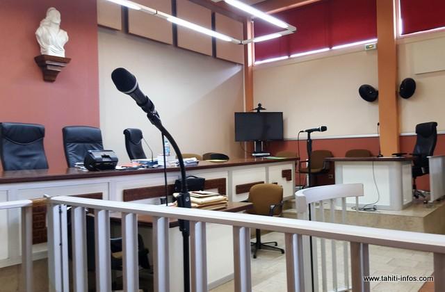 """Détenu à Nuutania depuis août 2015, l'accusé a constamment changé de version ce lundi à son procès aux assises, expliquant ne pas se souvenir des raisons de son """"emportement""""."""