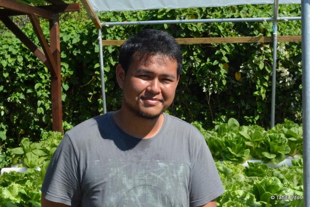 Agriculture durable :  l'aquaponie fait des émules à Tahiti