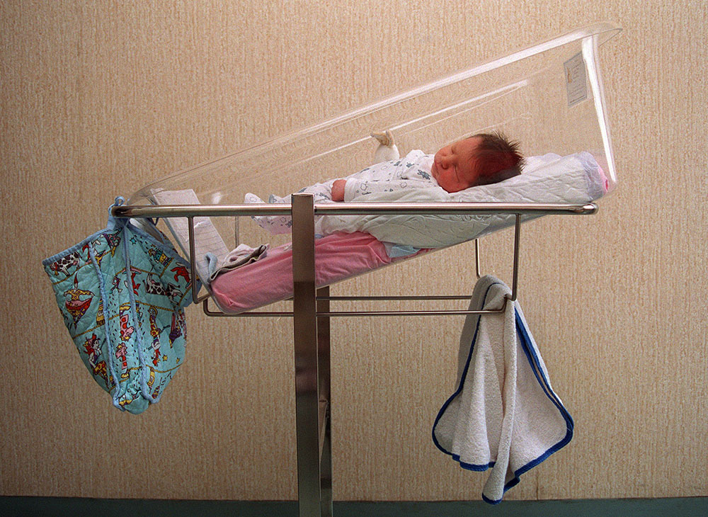 Les bébés de mères obèses courent des risques de malformations