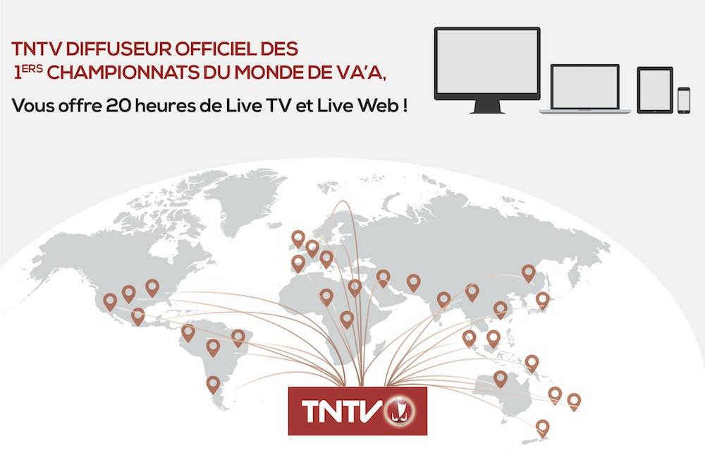 Suivez le Live Web sur TNTV, Tahiti Infos, Radio 1 et dans le Pacifique