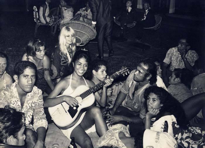 Revivez le Tahiti d'antan où bringue rimait avec joie de vivre…