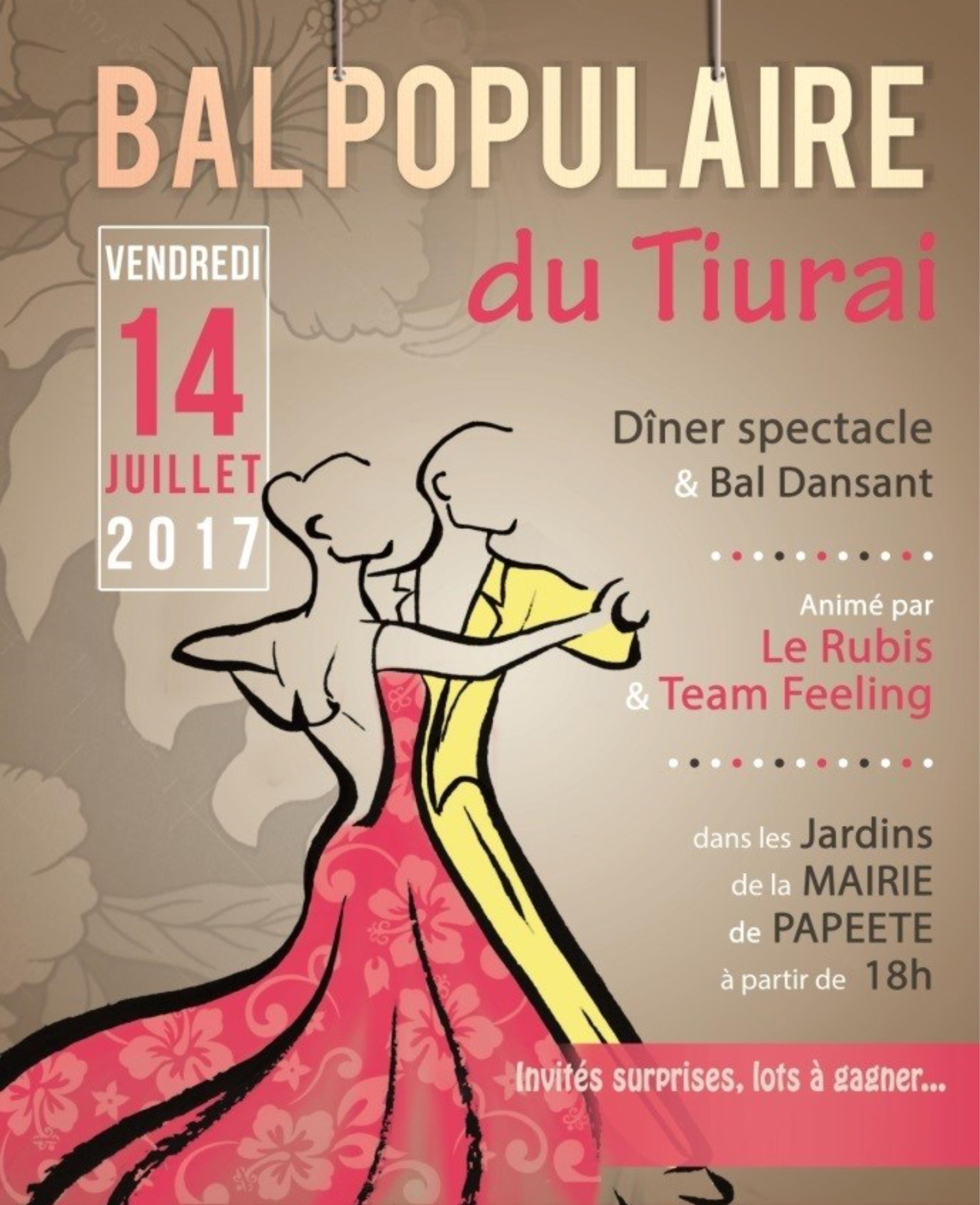 Bal populaire du Tiurai : replongez dans l'ambiance musicale du Tahiti d'antan